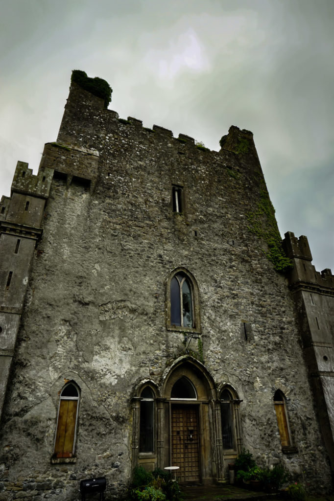 Haunted Leap Castle.