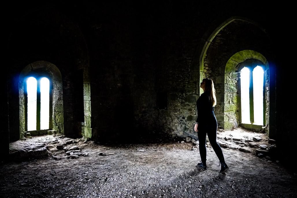 Haunted Bloody Chapel of Leap Castle.