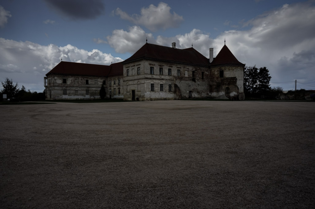 Banffy Castle, Romania.