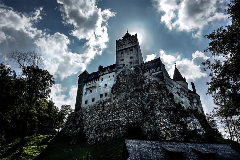 Bran Castle Dracula's Castle