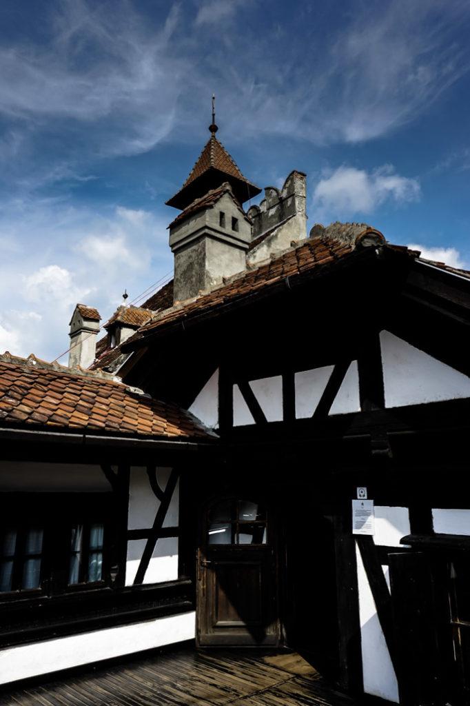 Bran Castle, Transylvania, Romania.