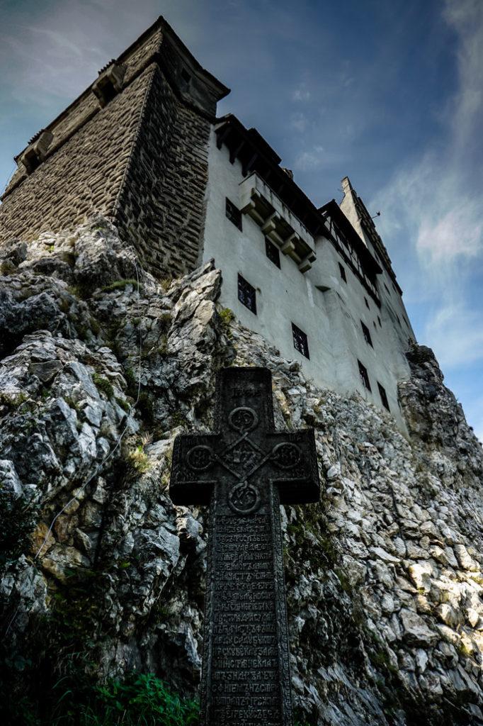 Romanian Castle.