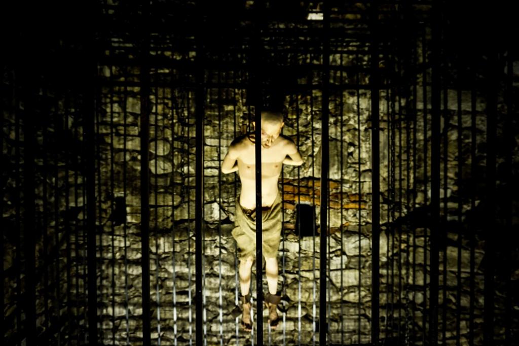 Prisoner at Corvin Castle.