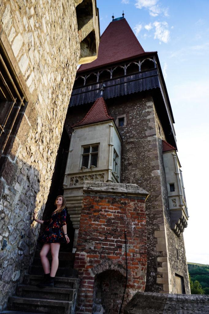 Corvin Castle, filming location of The Nun.