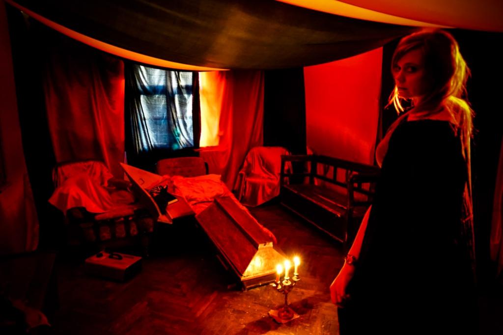 Vlad Tepes' Room