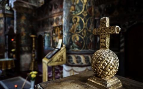 Snagov Monastery: Dracula's Grave