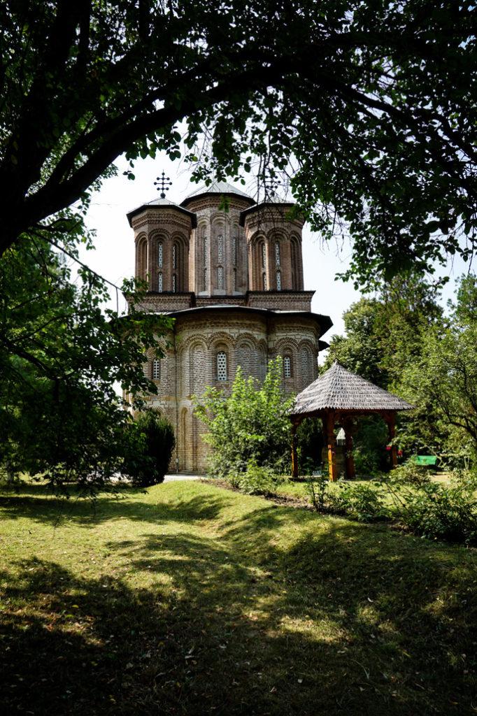 Snagov Monastery, Romania.