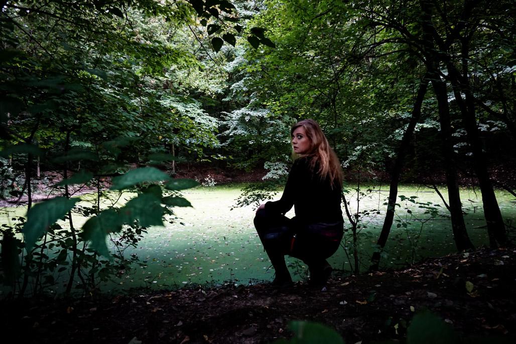 Witches Pond, Romania.