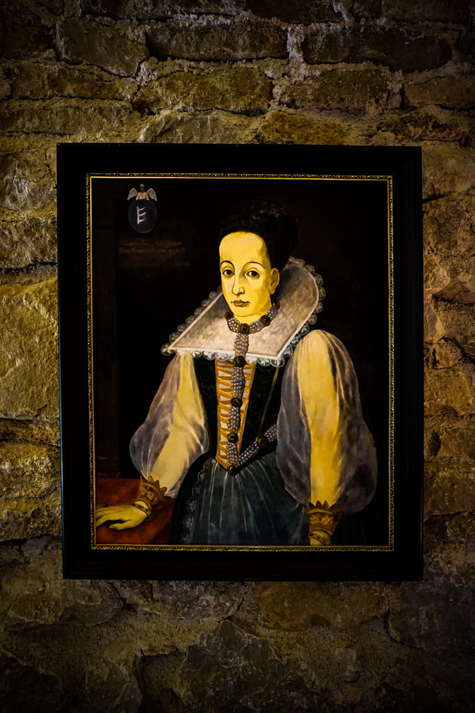 Elizabeth Bathory: Blood Countess.