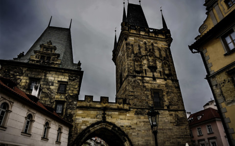 5 Most Haunted Places in Prague