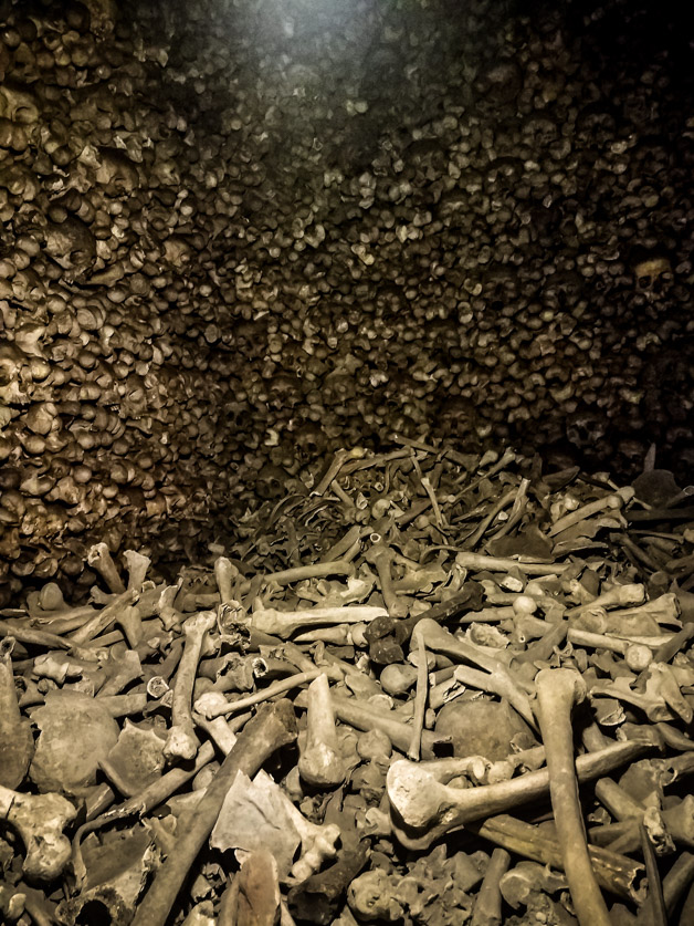 Catacombs of St. Stephen's Cathedral, Vienna.