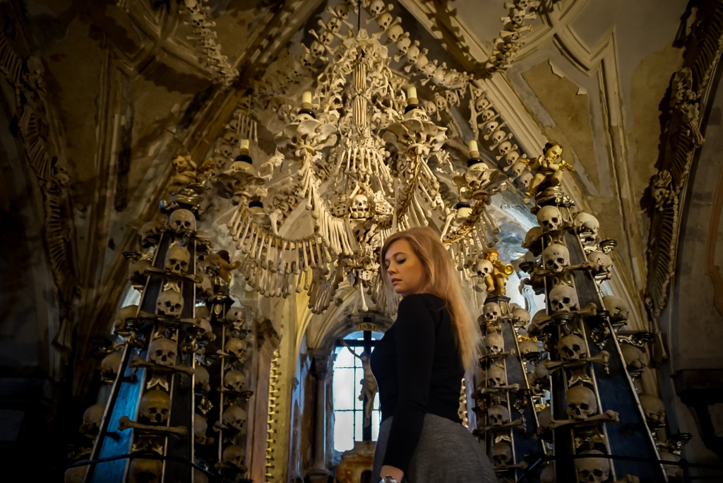 Bone church, Sedlec Ossuary.