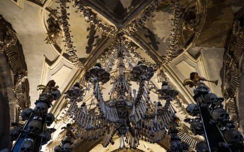 Sedlec Ossuary: Bone Church in the Czech Republic