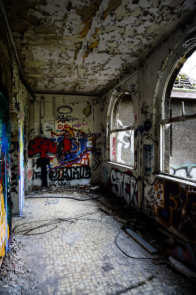 Kid's hospital of Berlin.