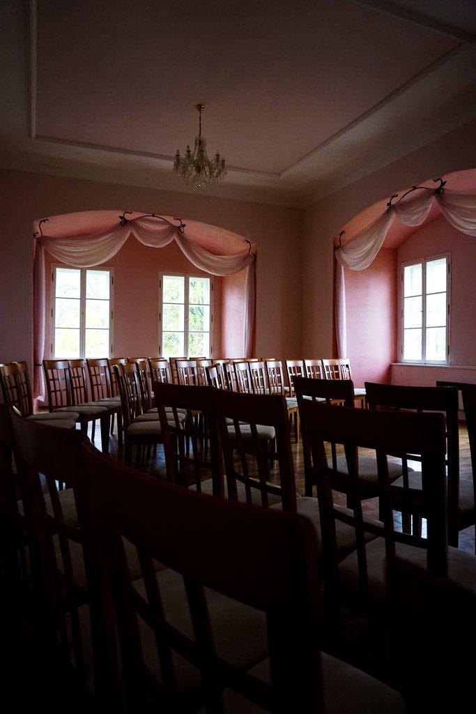 Room of Castle Houska.
