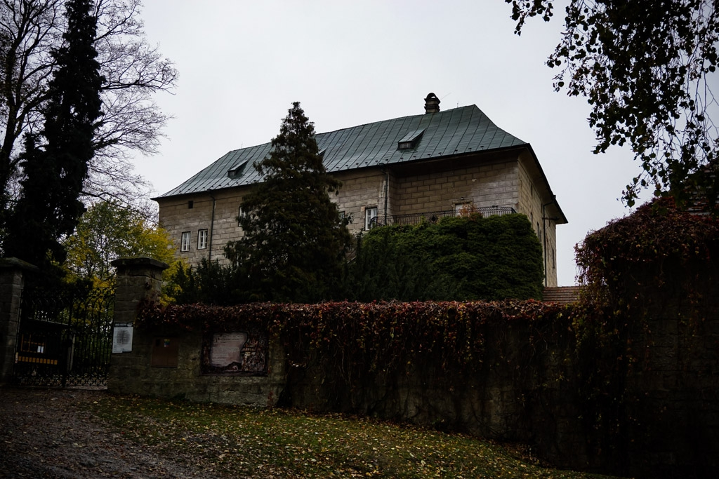 Most haunted Place in Czech Republic, Houska Castle.