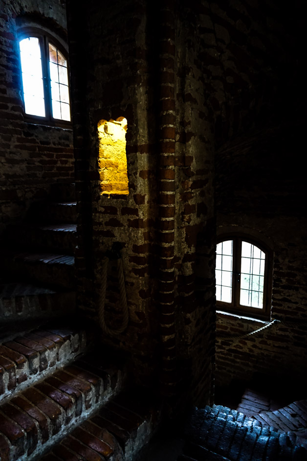 Haunted Castle Wolfsegg, Germany.