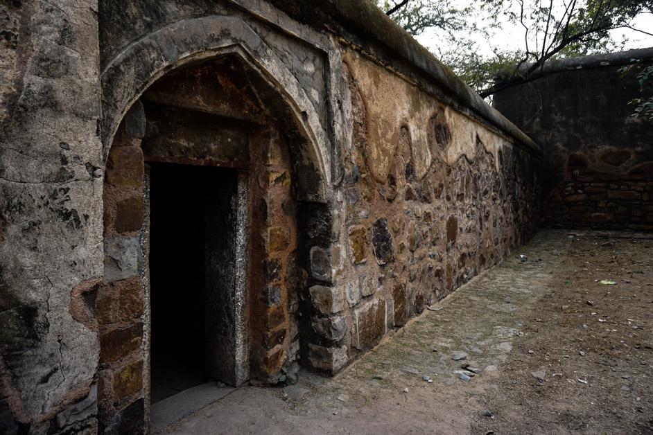 Inside Bhuli Bhatiyari Ka Mahal
