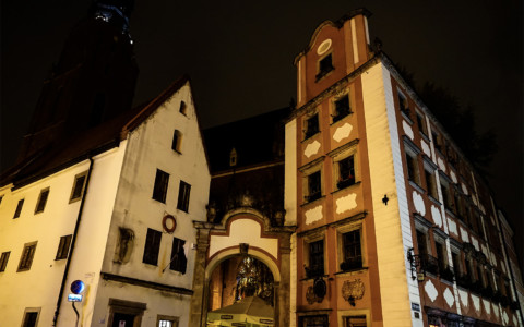 Haunted Places in Wroclaw, Poland