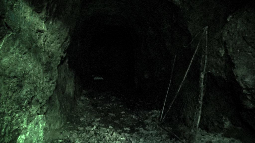 Catacombs of Brasov, Romania.