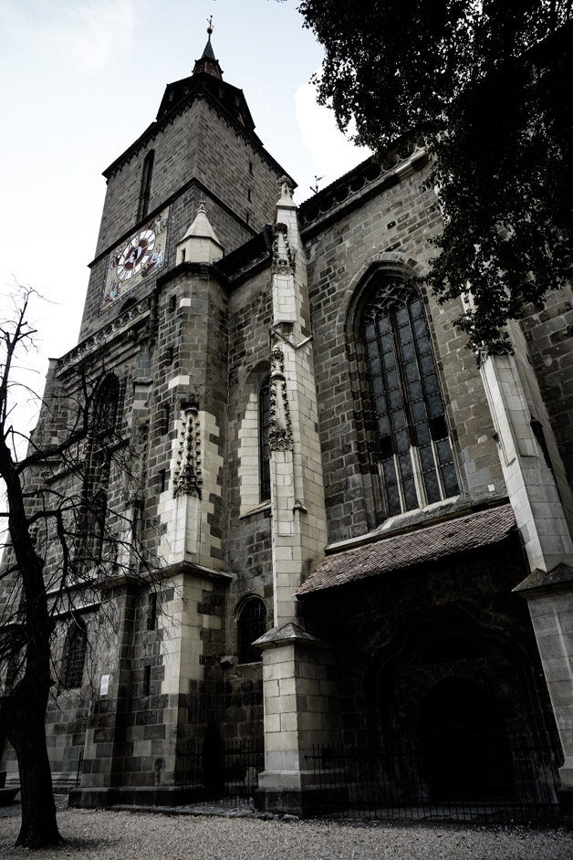 Black Church of Brasov.