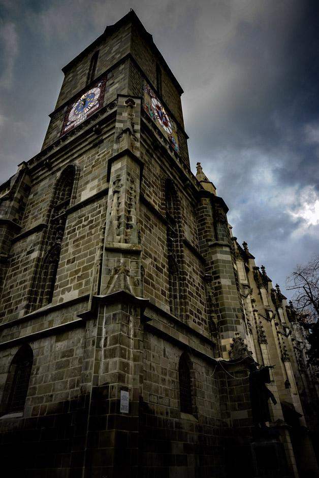 Black Church of Romania.