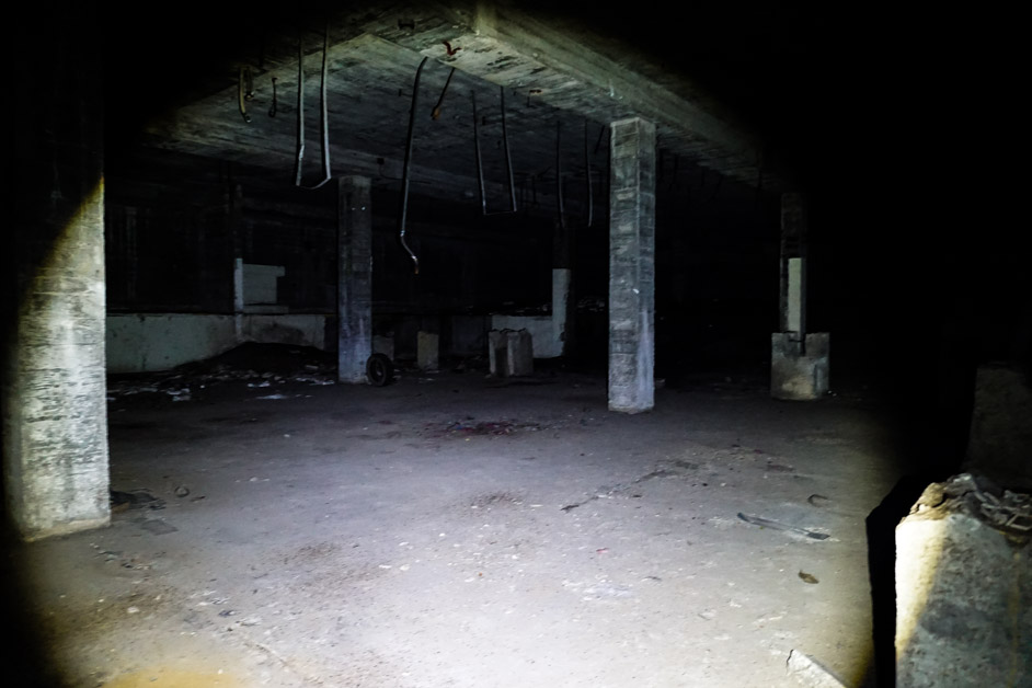 Ghosts of the Clark Airbase Hospital, Philippines.