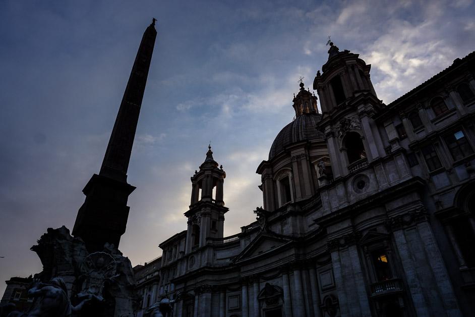 Piazza Navona, Rome.