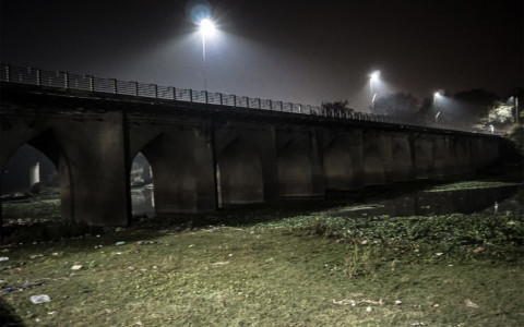 Holkar Bridge: Haunted Pune, India