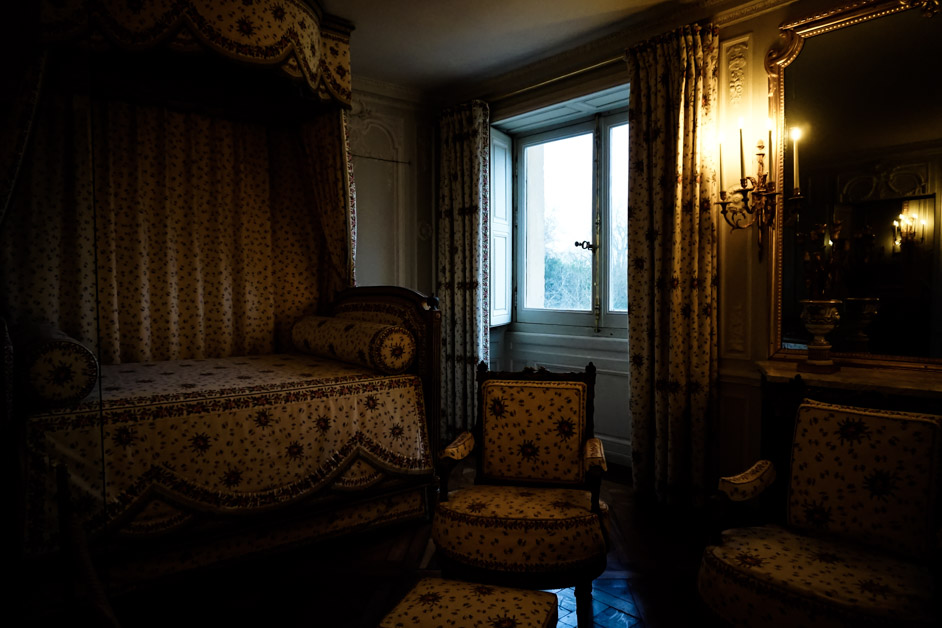 Marie Antoinette's Bedroom | Palace of Versailles