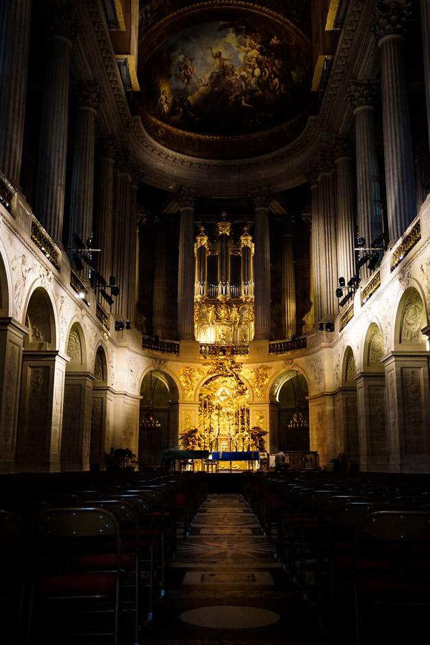 Royal Chapel, Palace of Versailles
