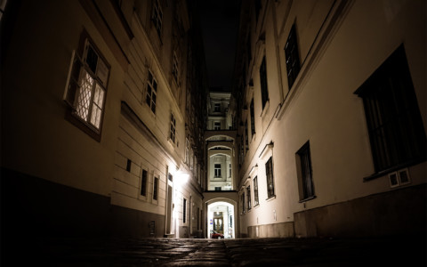 The Terrors of Blood Street: Blutgasse Vienna, Austria