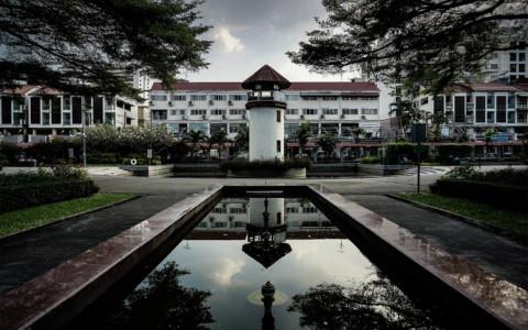 Haunted Former Prison: Romaneenart Park Bangkok