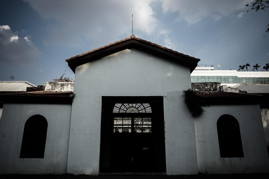 Bangkok, Thailand former prison.