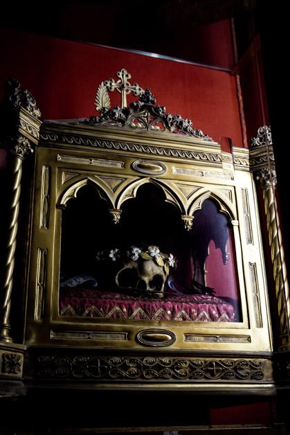 Portinari Chapel, Milan, Italy.