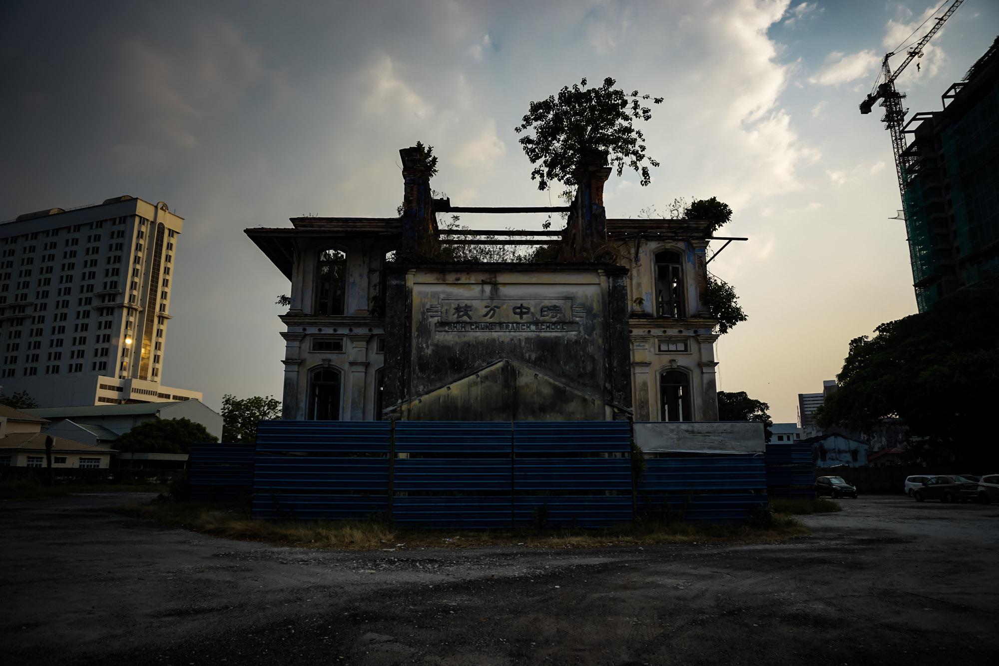 Shih Chung Branch School in Penang, Malaysia.