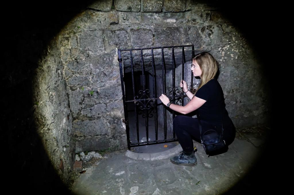 Haunted Fort Santiago in the Philippines.