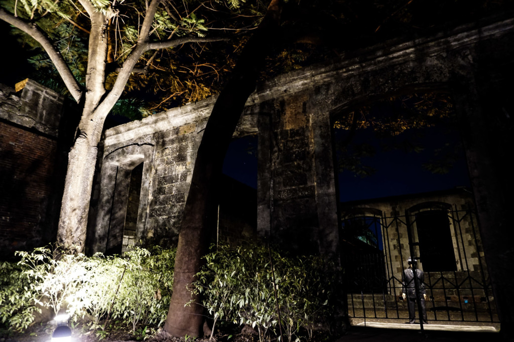 Haunted Fort Santiago: Manila, Philippines - Amy's Crypt