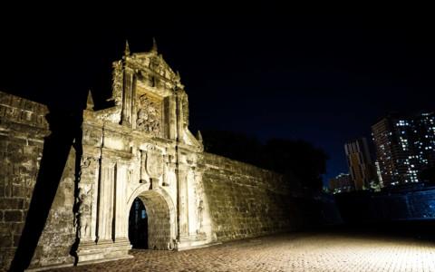 Haunted Fort Santiago: Manila, Philippines