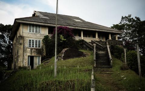 Crag Hotel: Abandoned Film Set in Penang