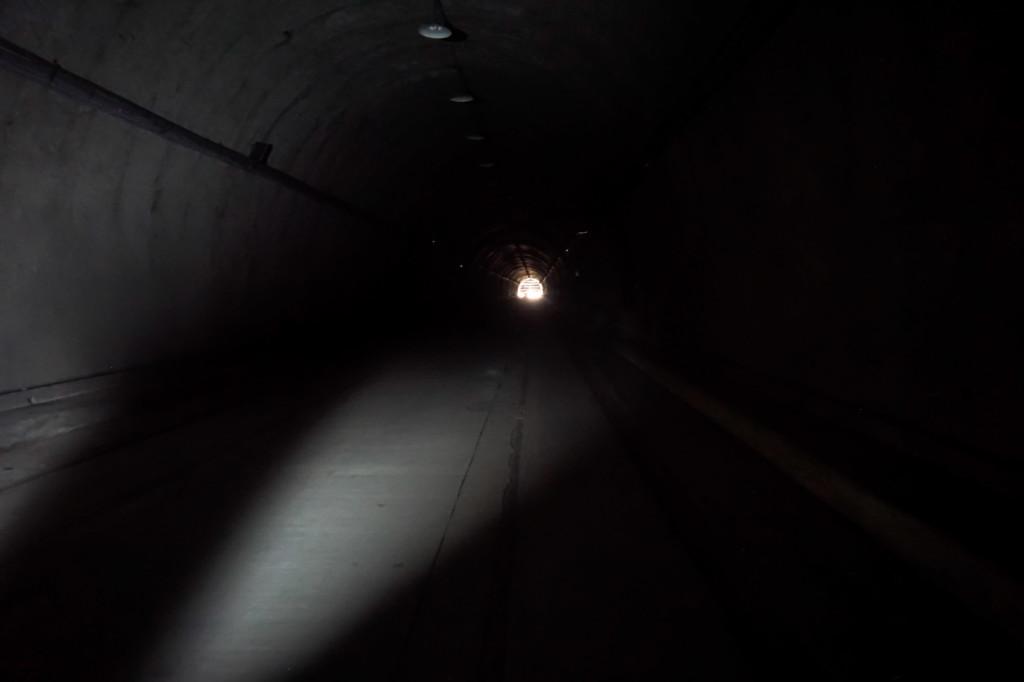 Haunted underground hospital on Corregidor Island.