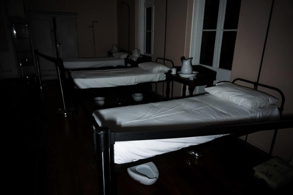 Quarantine Station's Hospital.