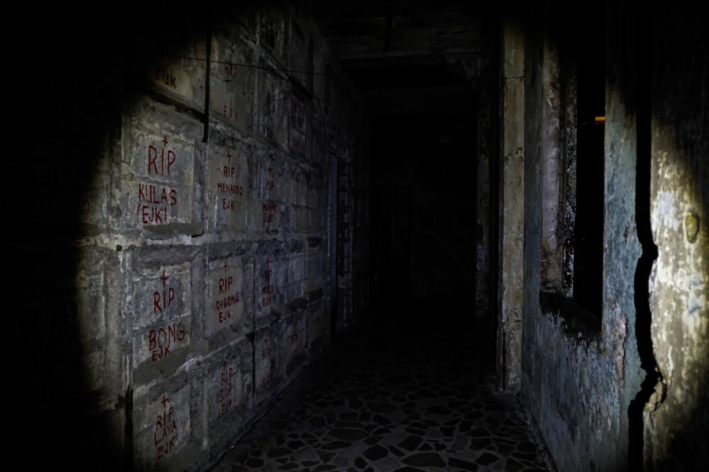 Baguio Philippines most haunted place.
