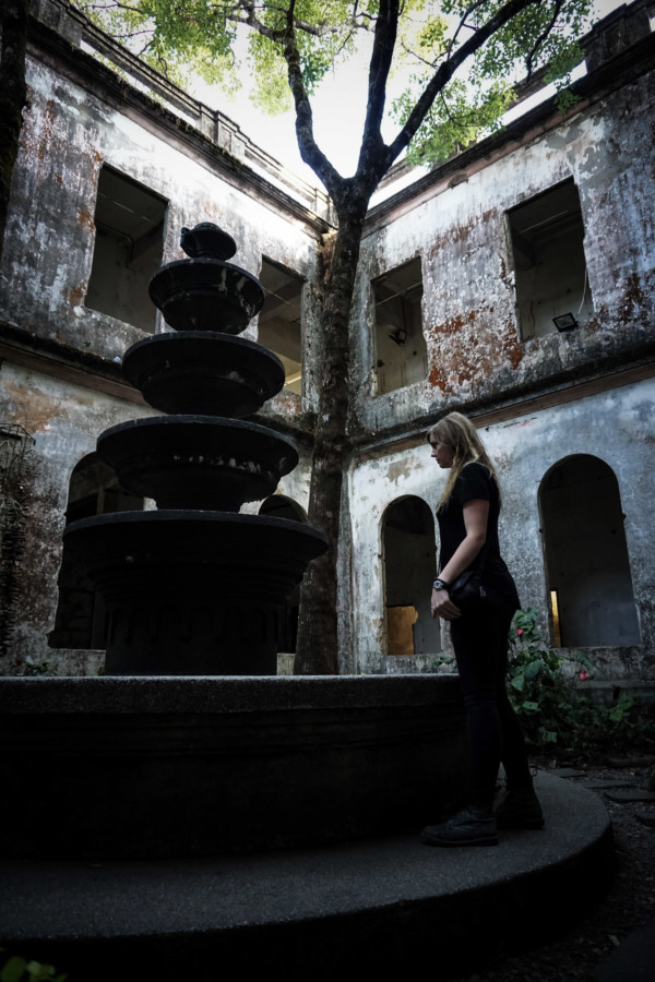 Haunted place in Baguio, Philippines.
