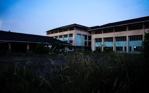 Haunted and Abandoned School: Danau Perdana