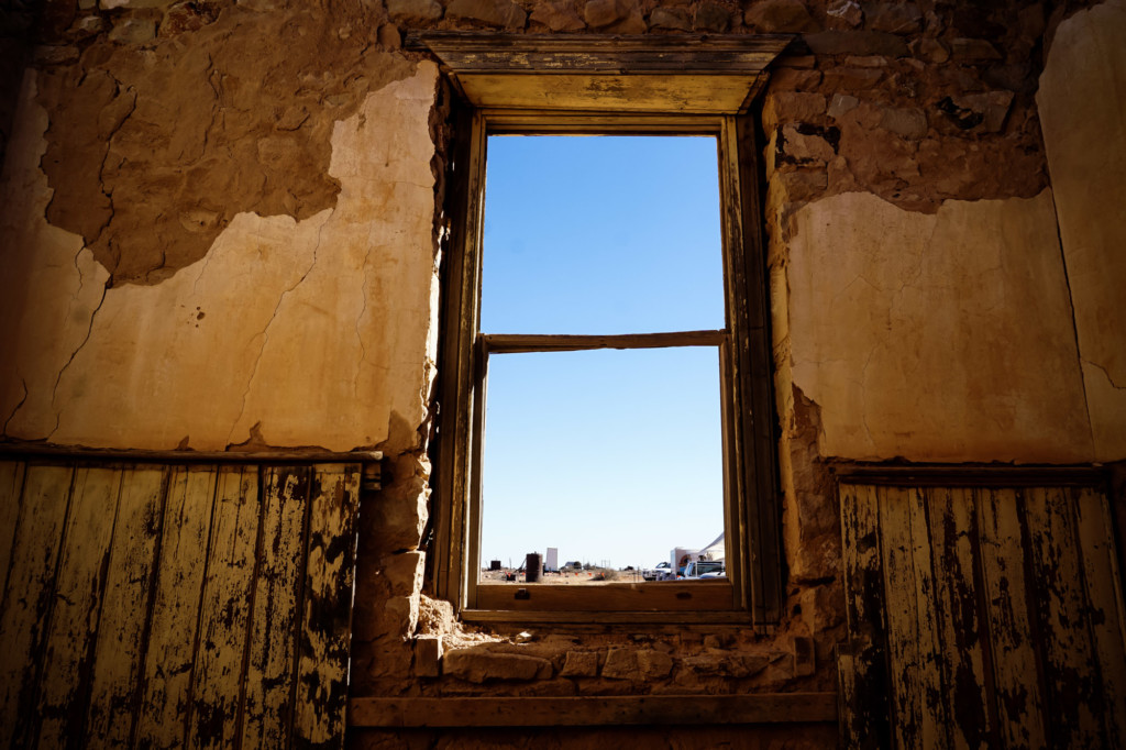 Farina haunted ghost town in South Australia.