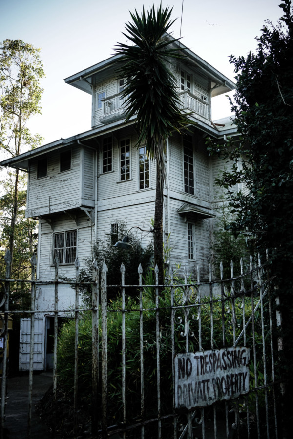 Haunted Laperal White House Philippines.