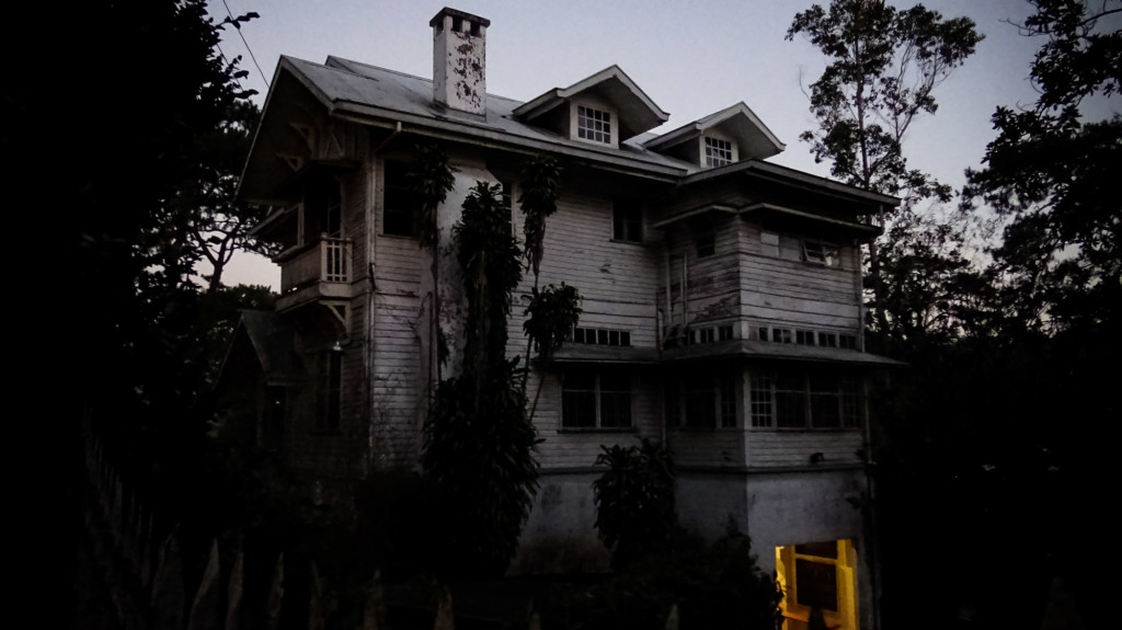 Haunted Laperal White House Baguio.