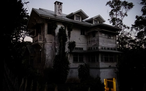 Laperal White House: Baguio's Haunted House