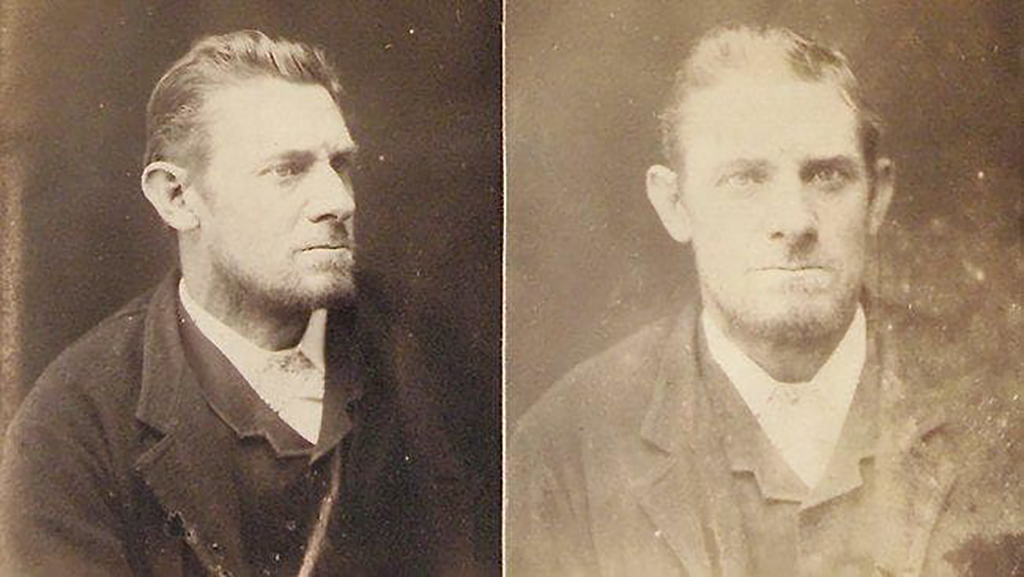 Frederick Bailey Deeming Jack the Ripper